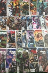 DC New 52 Comic Collection