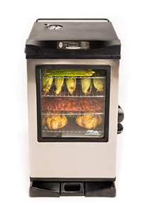 Brand New Master Build 30 inch Electric Smoker with Window!!