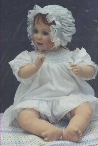 Baby Bonnets on Pinterest