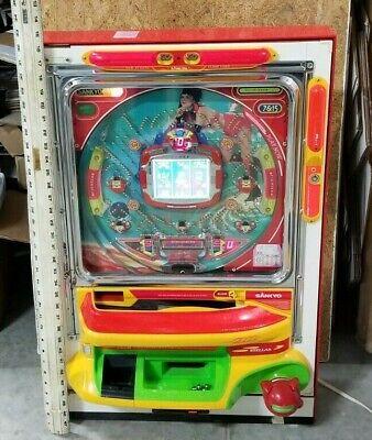 Vintage Sanko Pachinko Machine Stellar