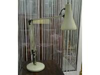 Vintage retro anglepoise lamp