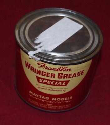 Franklin Maytag Wringer Washer Grease Gas Engine Motor Op21.3.1