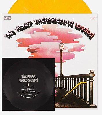 Velvet Underground Loaded Yellow vinyl plus bonus flexidisc ! limited to 1000