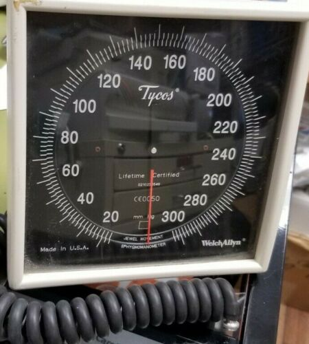 (N)  WELCH ALLYN  /  Sphygmomanometer    (B280)