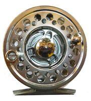 Mulinello Pesca A Mosca Profly Alluminio Per Code 5/6 Trota Temolo Cavedano -  - ebay.it