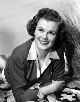8x10 Print Barbara Hale Beautiful Portrait #3245