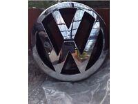 Vw car badges