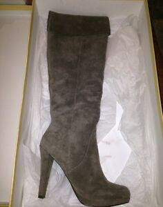 Michael Kors Suede Boots-Great Deal!!