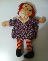Vintage Raggedy Ann Doll - TLC required