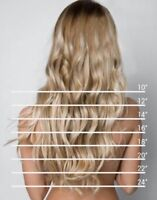 Hot Fusion Hair Extensions