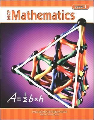 5th Grade 5 MCP Mathematics Level E Math Modern Curriculum Press Homeschool Mcp Math Level