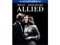 Allied (2016) HD DVD