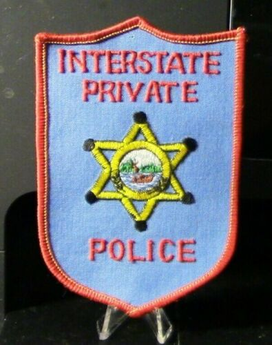 Co. Closed, Patch Retired: Interstate Private Police, Wyoming Patch