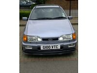WANTED FORD SIERRA SAPPHIRE RS COSWORTH REAR WHEEL DRIVE 2WD OR 4 WHEEL DRIVE 4X4 ANDY ROUSE