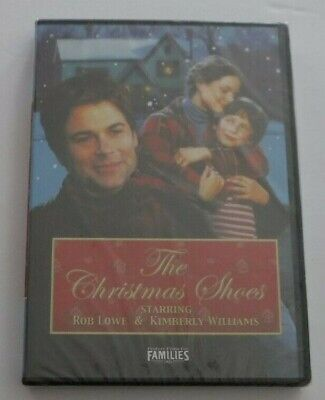The Christmas Shoes Movie New DVD ()