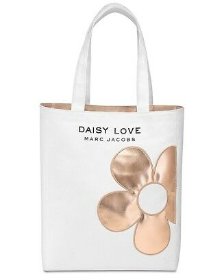 NWT Marc Jacobs Large Canvas Tote Bag - LIMITED EDITION PROMOTIONAL ITEM