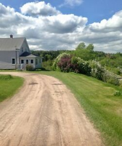 Home for sale with opportunity of a hobby farm