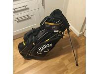 Callaway Warbird Golf Stand Bag *Brand New*