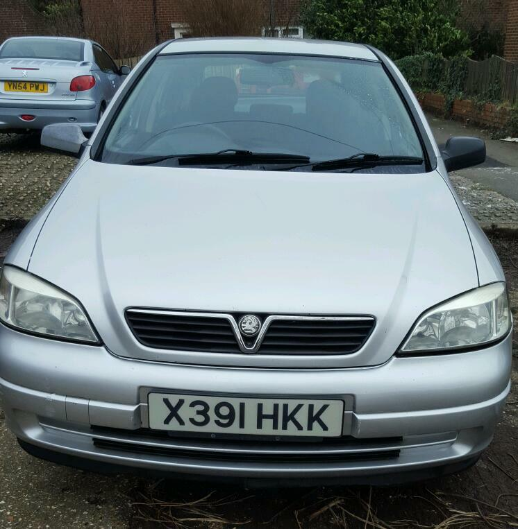 Automatic Vauxhall Astra In Portsmouth Hampshire Gumtree