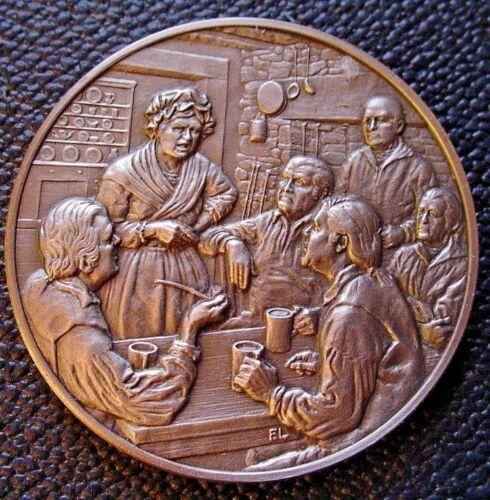 *DAR Medal.  HANNAH WHITE ARNETT. Great Women of the American Revolution