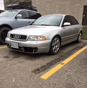 2001 Audi S4 Stage 3+ Fully Built
