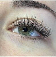 ♥ 25$ CLASSIC LASH EXTENSION PROMOTION ♥ MODEL NEEDED!