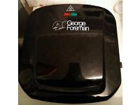George Foreman Fat Reducing Grill only £5