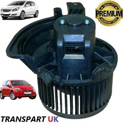 FOR FIAT GRANDE PUNTO CORSA D HEATER BLOWER FAN MOTOR ASSEMBLY