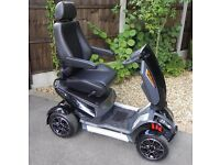TGA Mobility Scooter VITA S - only 21 miles –
