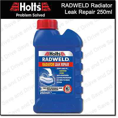 Holts Radweld Radiator Cooling System Sealer & Leak Repair Anti Freeze Safe RW2R