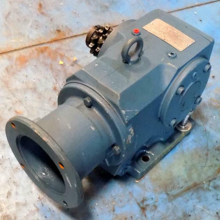 SEW-EURODRIVE 106.12:1 RATIO GEAR REDUCER K66LP56