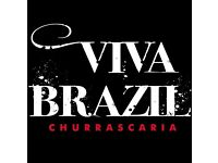 Weekend Runner Needed for Viva Brazil Restaurant
