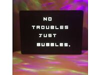 No Troubles Just Bubbles Ltd Themed Hot Tub Hire