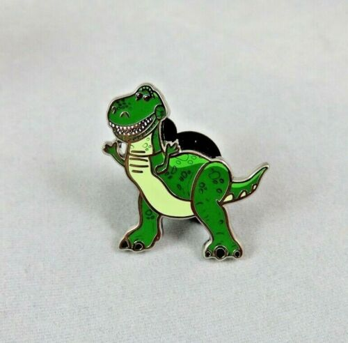 Disney Pin - Toy Story - 25th Anniversary Mystery - Rex