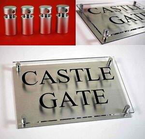 House-Number-Sign-Plaque-Brushed-Aluminium-Acrylic-LG
