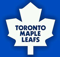 "►► BLUES ◄◄ .. 301-1 .. 1st ROW! ""4pack"" /// Toronto Maple Leafs"