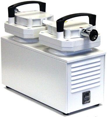 Ulvac 6cfm 6torr Chemical-resistant Diaphragm Vacuum Pump For Rotary Evaporator