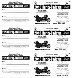 2018 Harley Tickets