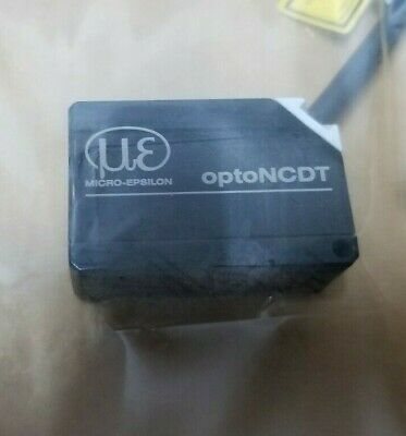 Laser Displacement Sensor Optondct Ild1320 -10 Pn 4120209 High Speed Ccd System