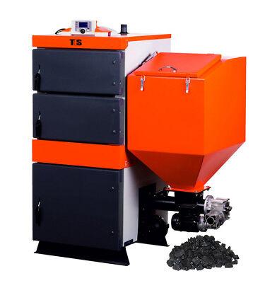 Eko Duo 15 - 65 KBTU Automatic Coal Boiler