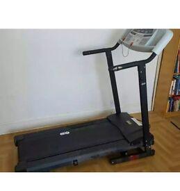 V-fit Motorised Treadmill. VG Condition