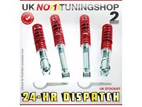 Vauxhall Astra H coilovers