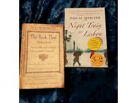Books fiction - ideal holiday reads!