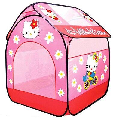 Spielzelt Hello Kitty Kinderzelt Spielhaus Hello Kitty Babyzelt Zelt Spielzeug