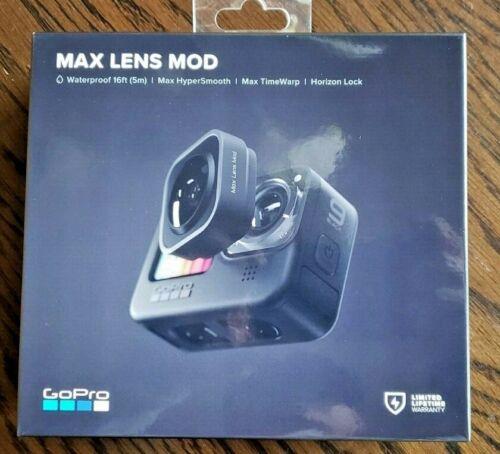 Brand New Sealed Gopro Hero 9 Black Max Lens Mod Hero9