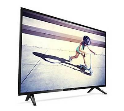 Philips 39PHS4112/12 Ultra flacher LED-LCD Fernseher, HD 39 Zoll EEK A