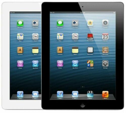 "Apple iPad 4 - 4th Generation 9.7"" with Retina Display 16GB, 32GB WIFI iOS 10"