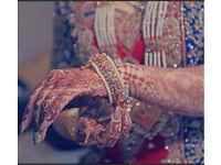 Professional bridal occasional henna mehndi