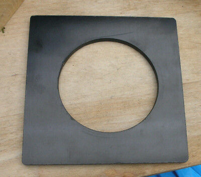 pattern Devere Devon etc Monorail  Lens board large 90mm hole