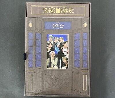 BTS-5TH MUSTER MAGIC SHOP DVD 5 DVD+Photo Book+POP-UP BoxSET